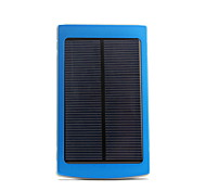 Solar Charge8 000mAh External Battery for iPhone4S/5/5S/iPad/SamsungS3/S4/S5/Mobile Devices