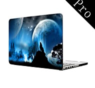 """wilden Wolf Design Ganzkörper-Kunststoffschutzhülle für MacBook Pro 13 """"/ 15"""" (non-Retina)"""