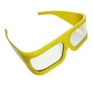 4D Glasses,Line Polarized 3D Glasses,5D Glasses,Double Projection Stereoscopic Glasses Gy488