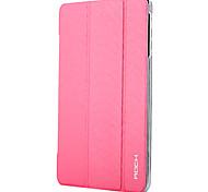 balançar capas protetoras casos inteligentes tablet couro para mi ipad