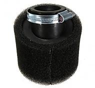 42 milímetros 2 camada de filtro de ar de espuma para a sujeira 200cc pit bike motocross off road motocicleta ktm250 atv taotao jaja