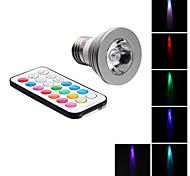 E26/E27 - 3 Spotlampen (RGB