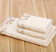 Bath Towel SetSolid High Quality 100% Micro Fiber Towel
