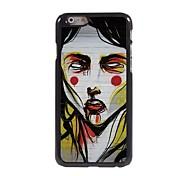 Oil Painting Design Aluminum Hard Case for iPhone 6