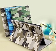 di alta qualità di alta qualità tablet camouflage custodia per iPad 2 (colori assortiti)