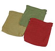 fenchii sac vert / jaune / rouge tissu pour sony A7R / A6000 / nex15