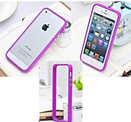 Silicone Bumper Frame Hard Case for iPhone 6S Plus/6 Plus(Assorted Colors)