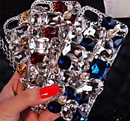 4.7Inch  LADY®  Shining Luxury Models with  Diamond Hard Back Cover for iPhone 6 (Assorted Colors)