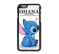 OHANA MEAN Design Aluminum Hard Case for iPhone 6