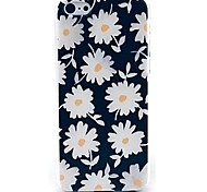 Fresh Daisy Pattern hard Case for iPhone 6