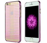 "iSecret+® Golden Series vacuum electronic plating PC case for iPhone 6 Plus 5.5""(Assorted Colors)"