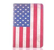 American Flag Pattern Leather Full Body Case  for iPad mini 3, iPad mini 2, iPad mini