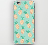 Small Blue Pineapple Pattern hard Case for iPhone 6