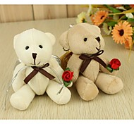 Rose Bear Bag Condy Box--Set of 6