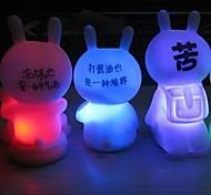 coway la nouvelle économie d'énergie lampe de nuit veilleuse créative