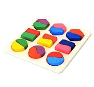Geometric Figure Wooden Education Toy for Kids