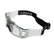 [Free Lenses] Customized Basketball Impact Resistant Plastic Rectangle Sports Prescription Goggles