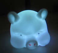 Pig Rotocast Color-changing Night Light
