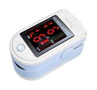 dedos Contec oximetría CMS50DL pantalla, tamaño pequeño, bajo consumo de energía, la indicación del valor de frecuencia de pulso de oxígeno llevó