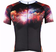 PALADIN Men's Cycling Tops / Jerseys Short Sleeve Bike Spring / Summer Breathable / Ultraviolet Resistant / Quick Dry FuchsiaS / M / L /