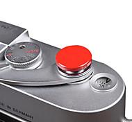 CAM-in CAM9034 Concave Dedicated Big Size Camera Shutter Button(Red)