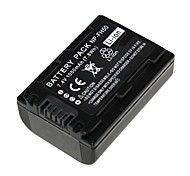 1050mah  New  View Camera Battery for Sony   NP-FH50