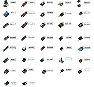 Ultimate 37 in 1 Sensor Modules Kit for Arduino & MCU Education User 37 Modules