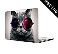 """cool cat Design Ganzkörper-Kunststoffschutzhülle für 13 """"/ 15"""" MacBook-Pro mit Retina-Display"""