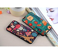 2 in 1 Love in Paris High Quality Protective TPU Soft Back Case for iPhone 6