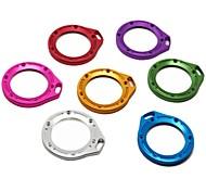 Gopro Accessories Lens Cap For Gopro Hero 2 Aluminium Red / Green / Blue / Pink / Purple / Silver / Orange