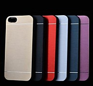 Elegant Design Aluminum Protective Case for iPhone 6 (Assorted Colors)