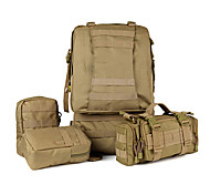 Free Soldier FS-zhb Bag High-capacity Backpack Bag for Outdoor Activity