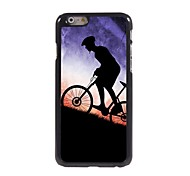 Cycling Design Aluminum Hard Case for iPhone 6