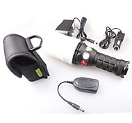 LT-RWG-001 Single Mode Cree XP-E R2  LED Flashlight   (260Lm,1x18650,Black)