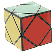 IQ Cube Magic Cube Shengshou Three-layer Smooth Speed Cube Magic Cube puzzle Black ABS