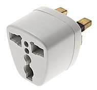 Universal Travel Adapter AU US EU to UK Adapter Converter 3 Pin AC Power Plug Adaptor Connector