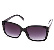 Sunglasses Men / Women / Unisex's Retro/Vintage / Fashion Hiking Black Sunglasses Full-Rim