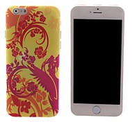Singular Decorative Pattern Design PC Hard Case for iPhone 6