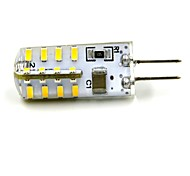 G4 2W 32 SMD 3014 100~120 LM Warm White / Cool White LED Bi-pin Lights V