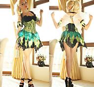 Absinthe Fairy Butterfly Green Women's Halloween Costume