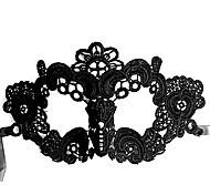 Sexy Lace Black Masquerade Halloween Mask