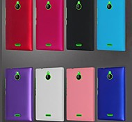 Pajiatu Hard Mobile Phone Back Cover Case Shell for Nokia X2(Assorted Colors)