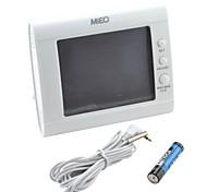 eletrônico de temperatura e umidade mieo display LCD metros