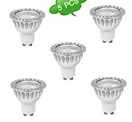 DUXLITE GU10 10 W 1 COB 900 LM Warm White/Cool White MR16 Dimmable Spot Lights AC 85-265 V