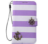 Fashion PU Leather Age of Wind Full Body Case with Stand for SAMSUNG GALAXY S5 I9600