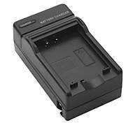câmera digital e filmadora carregador de bateria para samsung slb-0837B