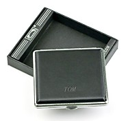 Personalized Black Leather Cigarette (20)