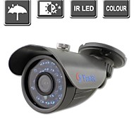 YanSe® 24-LED IR Color CCTV Camera Waterproof Vision Security Outdoor Cameras 722CC