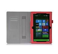 """pajiatu PU-Leder Folio Stand Tablet Kastenabdeckung mit Handhalter und Kartensteckplatz für Acer Aspire Schalter 10 10.1 """"Tablet"""