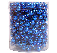 esferas / nochi 5m pingentes azul bola ornamentos decorações de natal feriado suprimentos cena